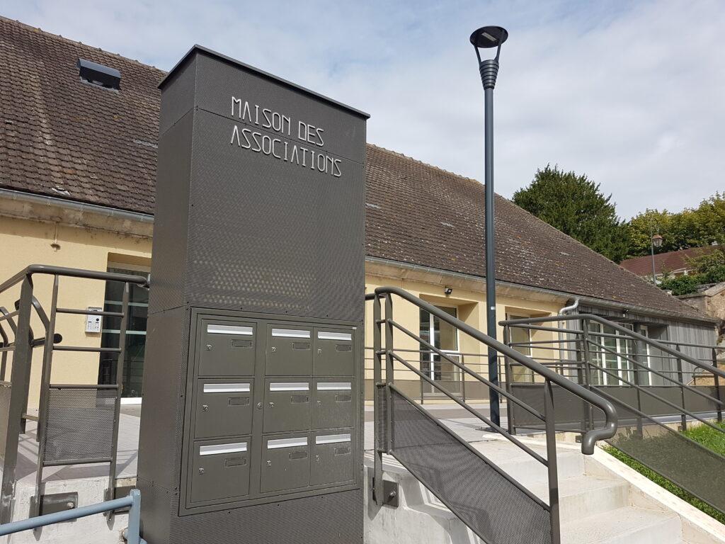 Photo de la Maison des Associations à Joigny