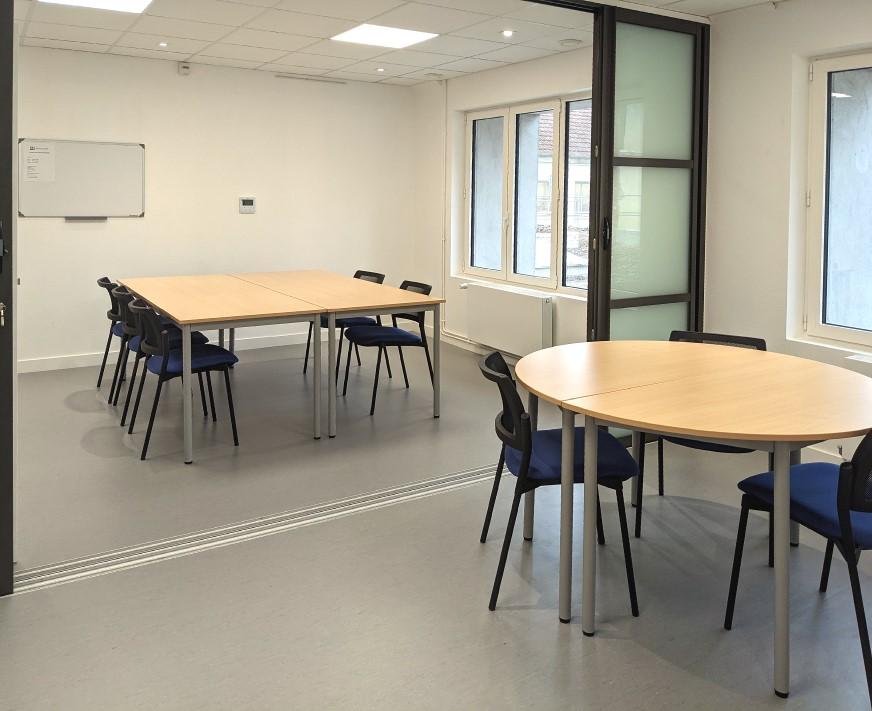 Salle des Ateliers de l'Association NetAccess89